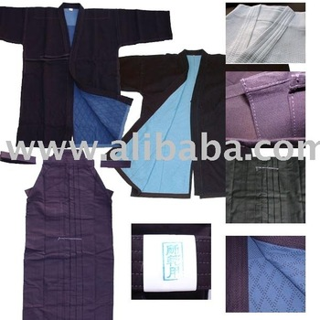 High Quality Martial Arts Uniform, Kendo Keikogi, Hakama, Aikido Gi, Iaido Gi