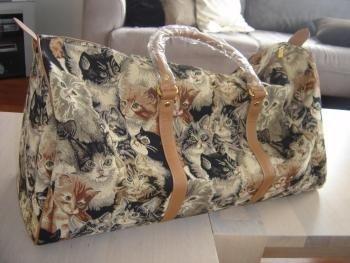 Travel Weekend Bag Goblin