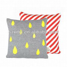 Soft and elegant design sleeping cushion cover