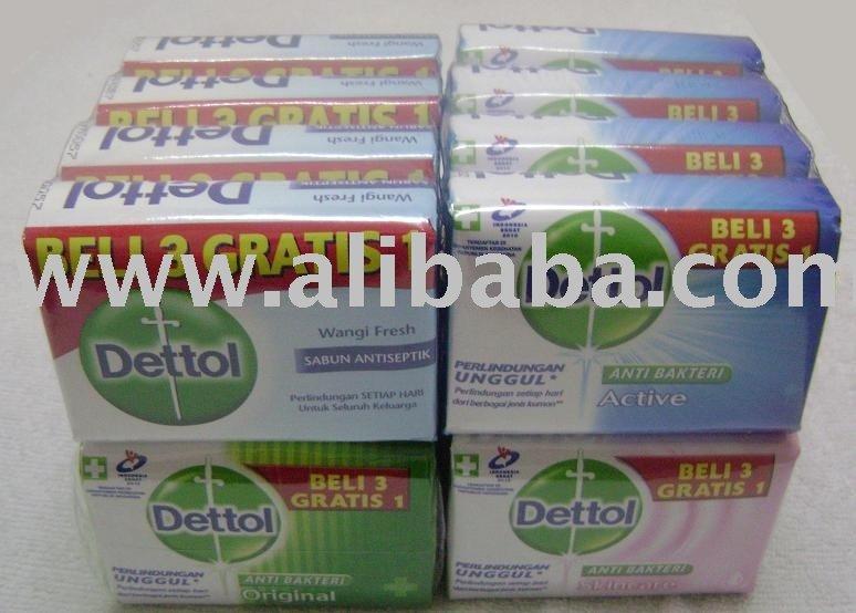 Dettol Antiseptic Soap