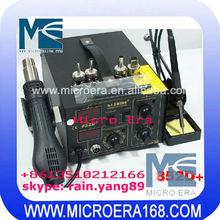 saike 852d+ Heat gun soldering station 2 in 1