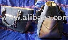 Gold-Bluedenim Bag (Big Size)