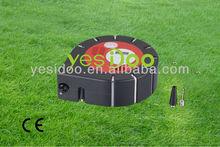 The new 2013 folding durable special Automobile tire pressure gauge pump/air pmp AP-DC12VJ