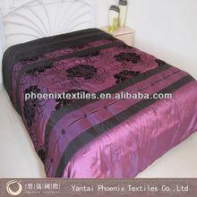 fashion polyester blanket