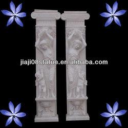 classic home decoration columns,roman columns, stone columns
