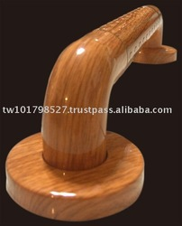Wood Pattern Grab Bar