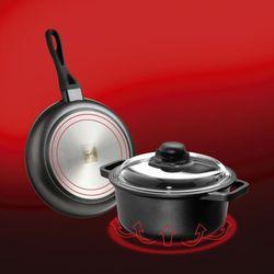 Induction Titanium Cookware