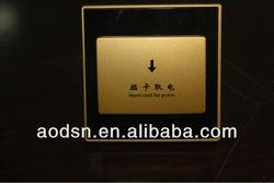 Hotel power card switch