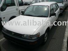 2001 anos toyota corolla carros usados van ee103v em branco