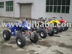 200cc 250cc ATV, Water-Cooling