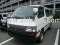 2001 anos toyota hiace em branco japonês de carros usados