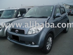 2007 Years Toyota Rush Japanese Used Cars In Grey