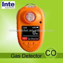 PG610-CO Personal Carbon Monoxide detector Concentration alarm