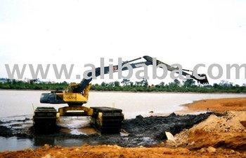 Swamp Buggy Excavators