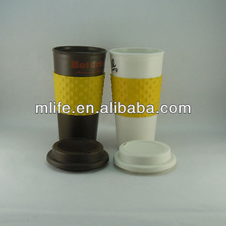 promotional recirculated plastic hot cups