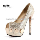 Fashion Ladies high heel dress shoes