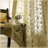 Sheer Silk Drapes Curtains