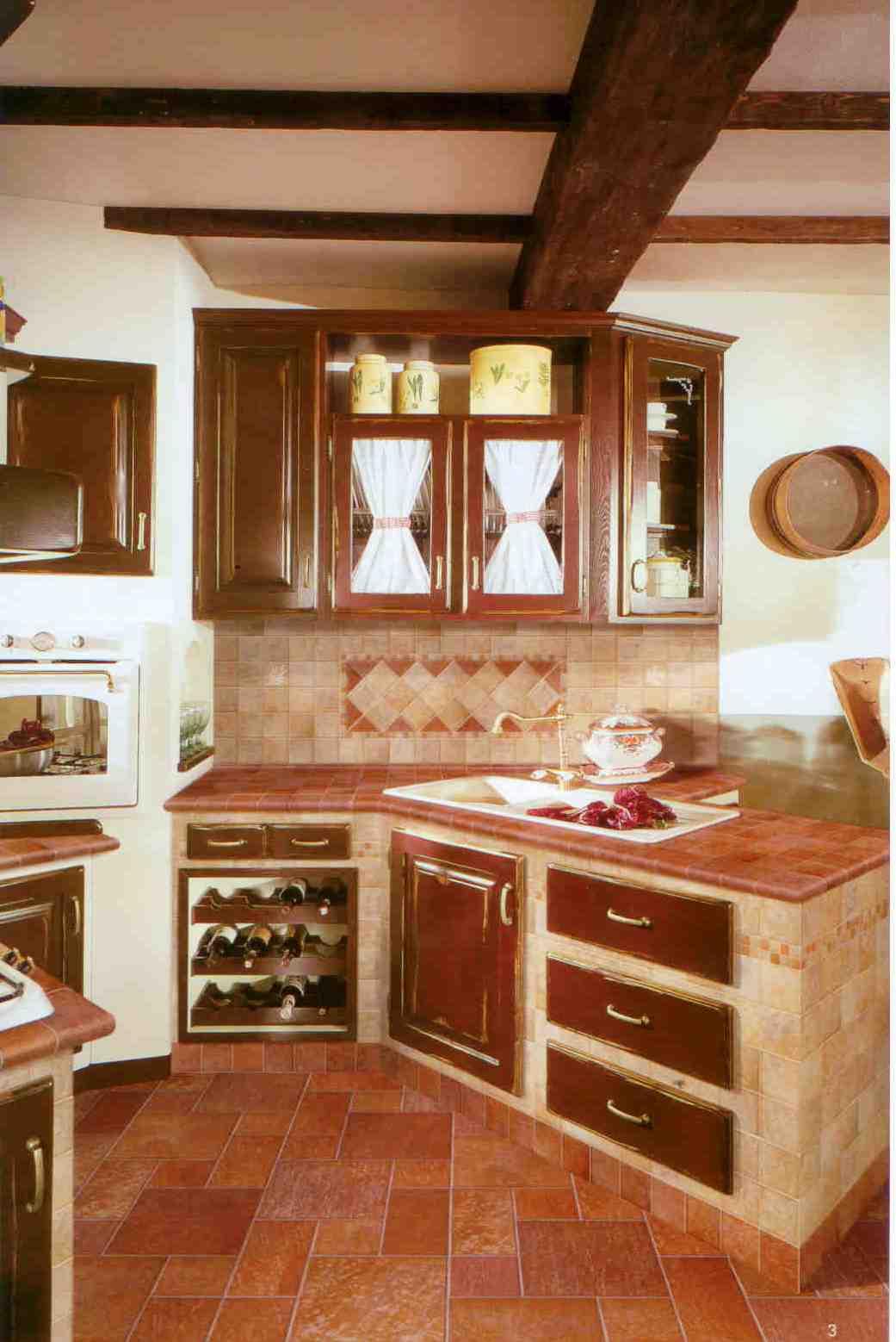 Azulejos de piso una cubierta para la cocina cer mica - Precios de azulejos para cocina ...