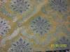 Embroidered Silk-Velvet Fabric