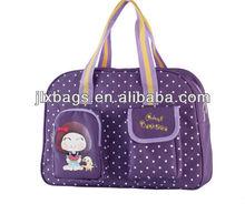 Cute laptop shoulder bag for girls tablet shoulder bag