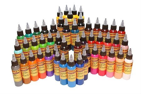See larger image: Starbrite Tattoo Ink With 39colours. Add to My Favorites