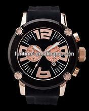 brand new design wrist watches silicone watch wrist band