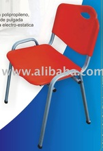 Conference Room Chair (Rectangular Tube)