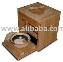 Mini Sauna (Set Lengkap Bertangas)