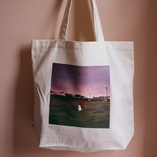 B-Diff Travel Concept Tote Bag-A05