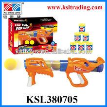 Pop gun soft bullets gun ball shooting gun toy