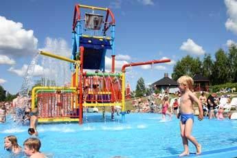 Kiddie Pool Water Parks