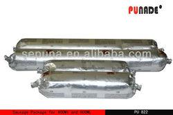 High modulus polyurethane lifetime waterproof ceramic tile sealant