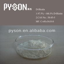 High purity Biotin, D-Biotin, vitamin Hin bulk stock