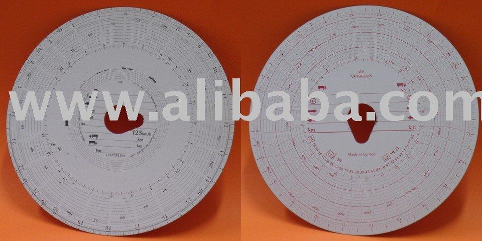 Tachograph Charts
