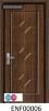 PVC Vinyl Finish Timber Door