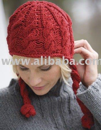 lana de alpaca chullo sombrero sombrero de inca