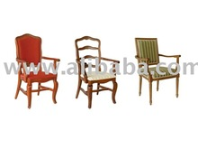 Classical Curdev Dining Hotel Chair
