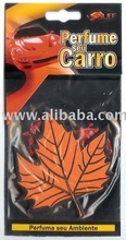 Car Air Freshener-Leaf