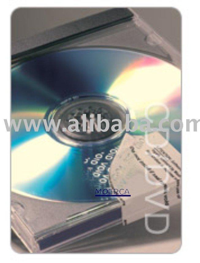 DVD / CD Sealing Label