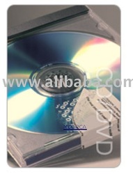 DVD / CD Sealing Label