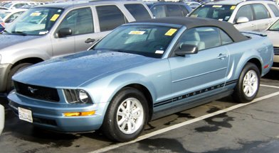 Used '07 Mustang Conv. Automobile