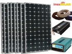 Solar Kit Home Power XL 1200 Solar Panel