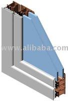 Aluminum Thermal Break Windows