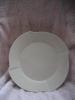 """Porcelain Ware (10"""" Flat Edge Dinner Plate)"""