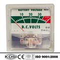 kdsi 34v testador bateria dc tensão medidor de painel