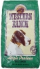 Western Ranch High Protein Dog Dry Food (50 Lbs) Made In U. S. A
