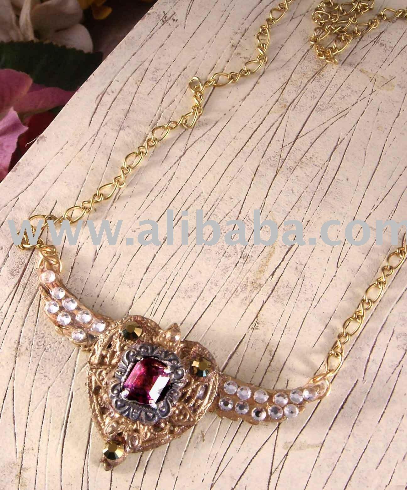 Marisol por martes de la cadera Vintage collares