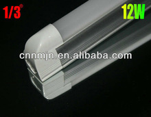 SMD2835 (72pcs) 86-265V AC 12w t5 tube led lighting