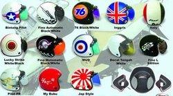Helm Retro Fino helmet
