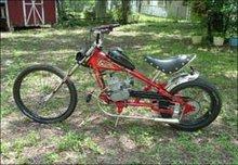 49cc Motor Bicycle Motorized Bike Gas Engine Kits Moped